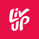 Liv Up logo icon