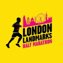 London Landmarks Half Marathon 2018 logo icon