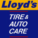 Lloyd's Tire logo