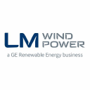 @Lm Wind Power logo icon
