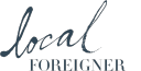THE LOCAL FOREIGNER LLC logo