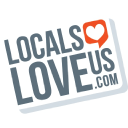 Locals Love Us logo icon