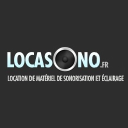Magasin Location Sonorisation Paris Locasono logo icon