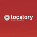 Locatory logo icon