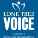 The Lone Tree Voice logo