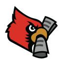 Louisville Cardinal logo icon