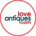 Love Antiques logo icon