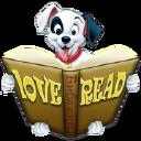 Love Read logo icon