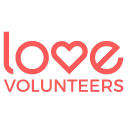 Love Volunteers logo icon