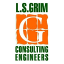 L.S. Grim Consulting Engineers logo