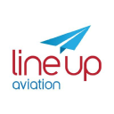 Line Up Aviation Recruitment logo icon