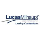 Lucas Milhaupt logo icon