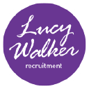 > Lucy Walker Recruitment logo icon