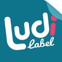 Ludilabel logo icon