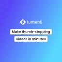 Lumen5 logo icon