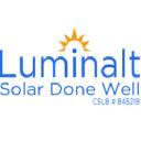 LUMINALT ENERGY CORPORATION logo