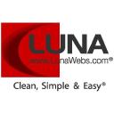 LunaWebs.com logo
