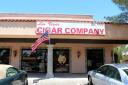 Las Vegas Cigar Company logo