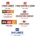 Lyman Lumber Companies logo