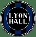 Lyon Hall logo