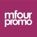 M Four Promotions logo icon