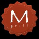 M Grill logo icon