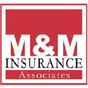 M&M Insurance Associates logo