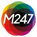 M247 Inc logo