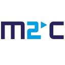 M2 C logo icon