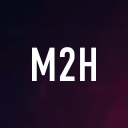 M2 H Agency logo icon