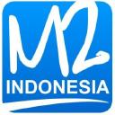 M2 Indonesia logo icon