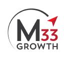 M33 Growth logo icon