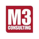 M3 Consulting logo icon