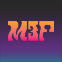 M3 F Fest logo icon