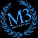 M3 Fight & Fitness logo
