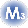 M3 Business Solutions logo
