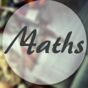 M4 Maths logo icon
