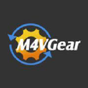 M4 V Gear logo icon