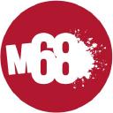 M68 Creatieve Communicatie logo