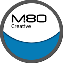 M80 Creative Group Inc. logo
