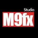 M9fx Vfx & Animation Studio logo