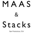 Maas & Stacks Logo