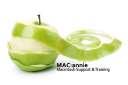 MAC:annie - Macintosh Support and Training logo