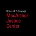 Roderick & Solange Mac Arthur Justice Center logo icon