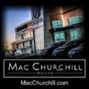Mac Churchill Acura logo icon