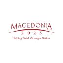 Macedonia 2025 logo icon