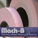 Mach-B Grinding Wheel Shaping & Resizing, a division of Goodson Shop Supplies logo