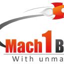 Mach1 Broadband logo icon