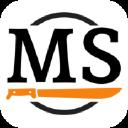 Machete Specialists logo icon