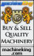 MACHINEKING.com Woodworking Machinery logo